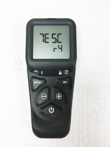 TESC DISPLAY REMOTE